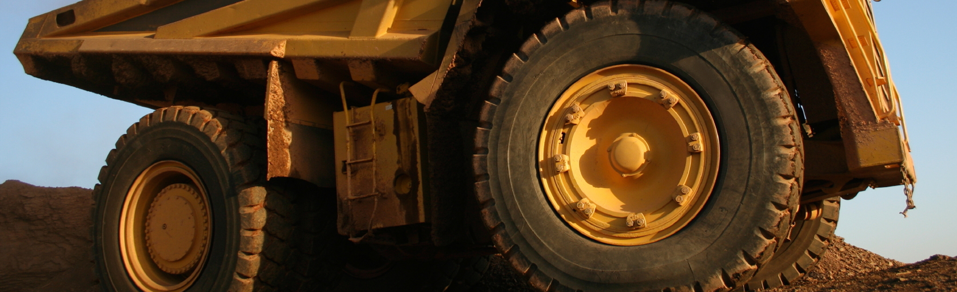 OTR Tires and Mining Equipment