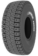 Michelin 50/80R57 2* TL XDR 250 B E-4