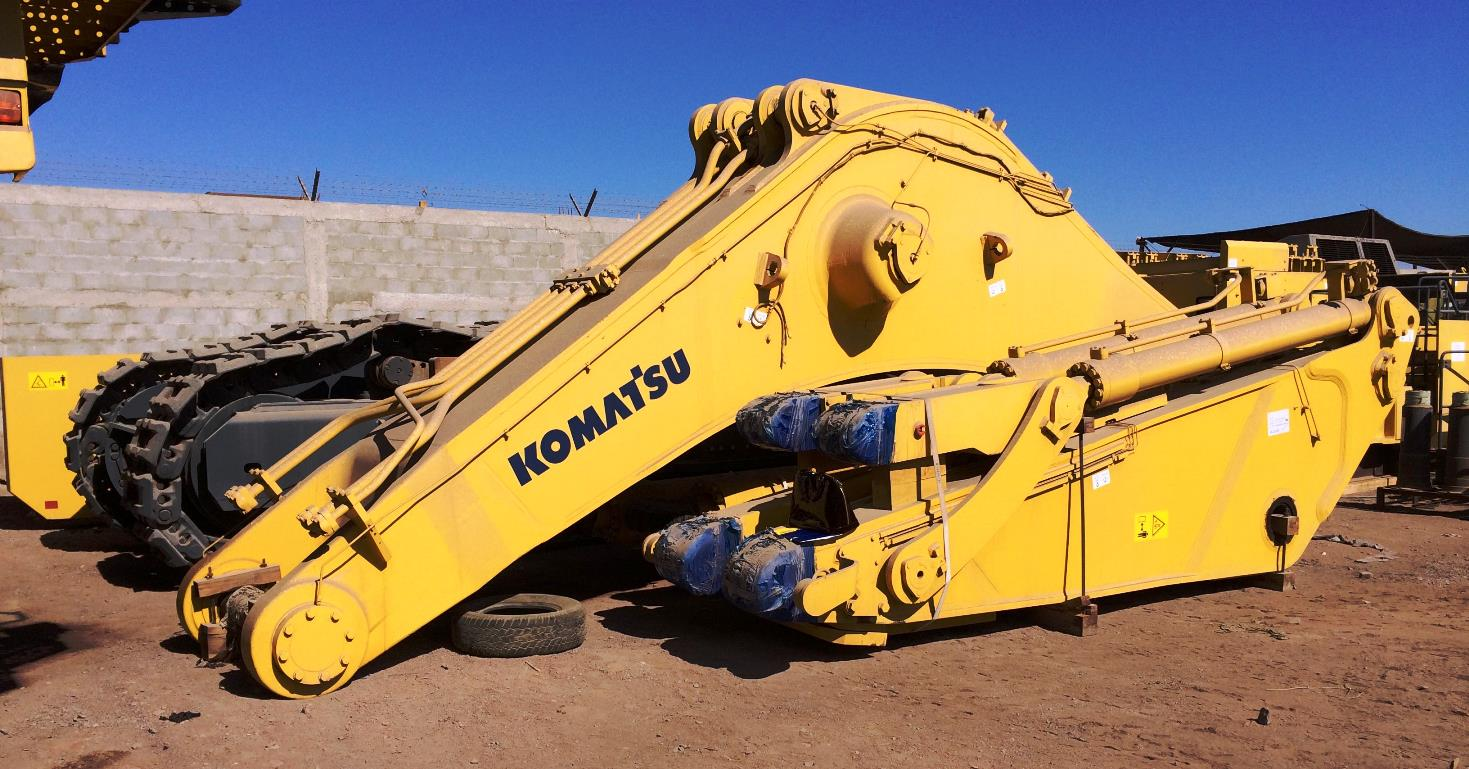 2013 Komatsu PC2000-8 Excavator