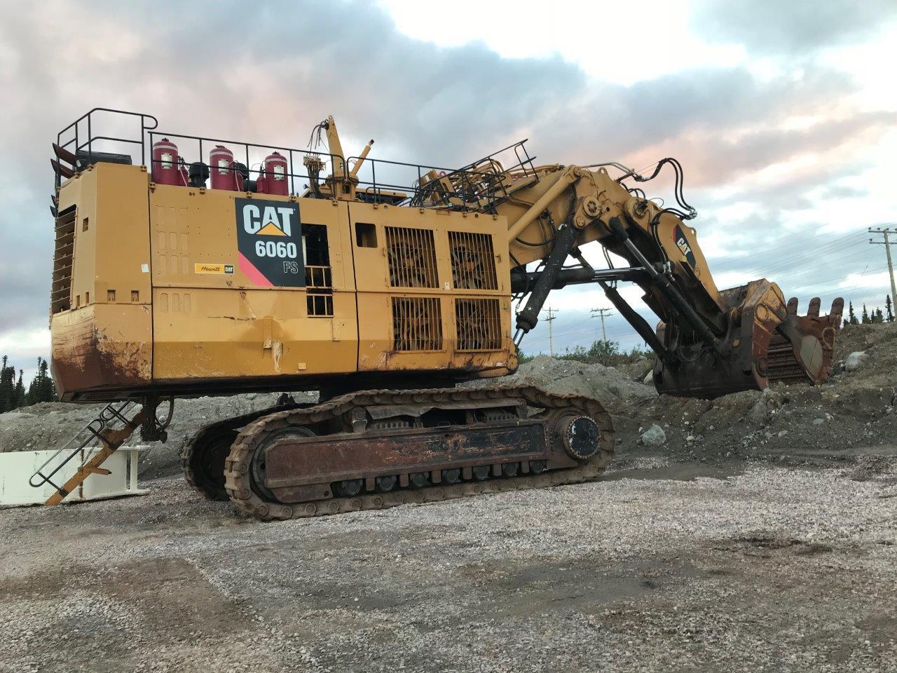 CAT 6060 FS