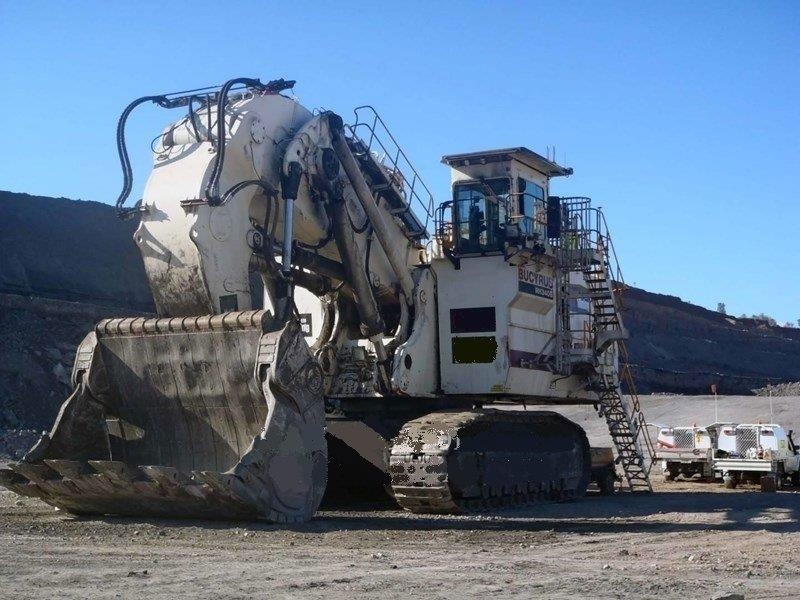 CAT 6060 FS Hydraulic Shovel