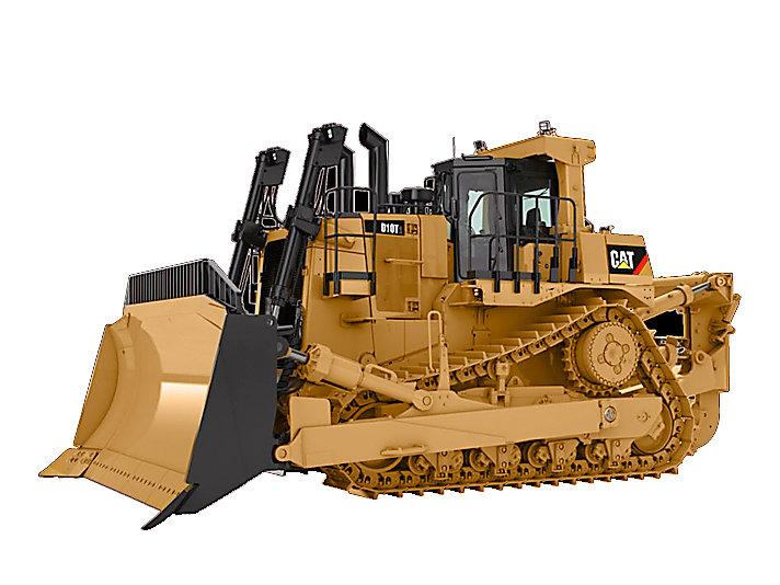 Caterpillar D10T2, A/C, ROPS, SU/Dual Tilt, Multi Ripper